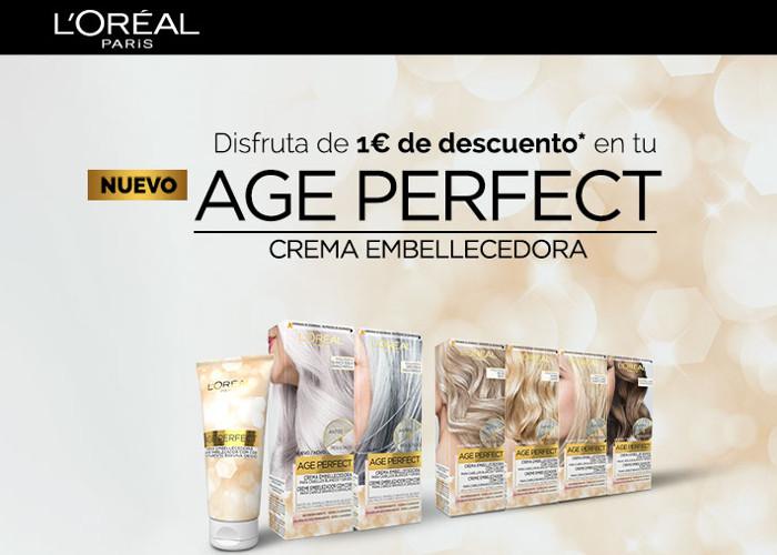 Descuento Age Perfect