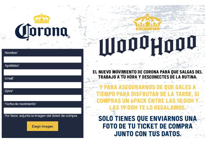Corona WoooHooo